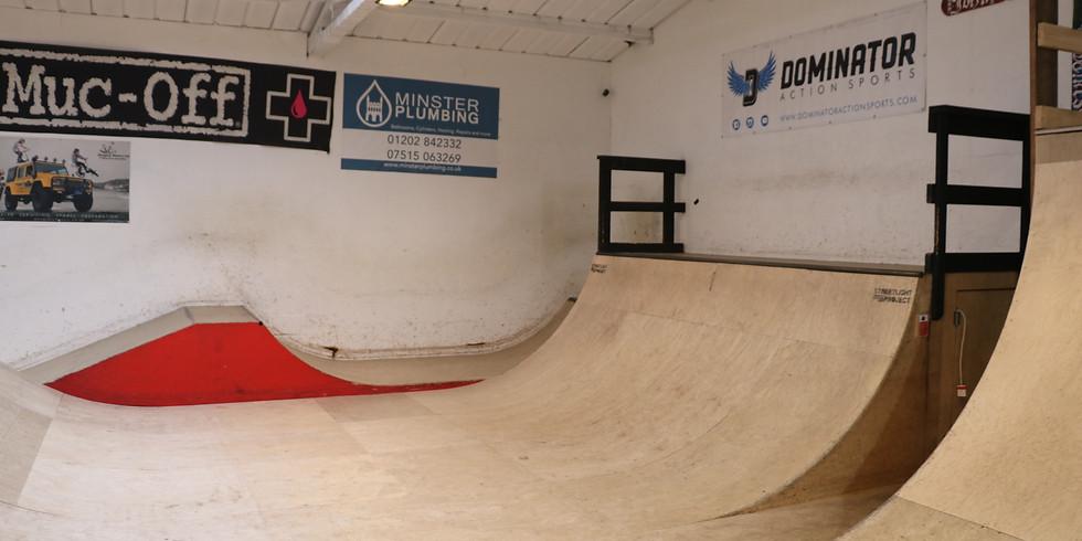 2nd July Skate 16:45 - 17:45