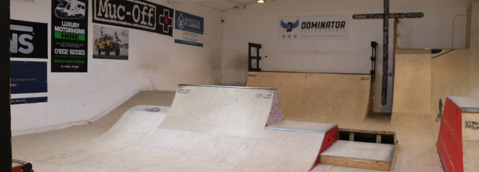 Spin Section and 5ft quarter