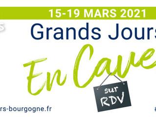 Grands Jours en Caves - La Bourgogne accueille les professionnels