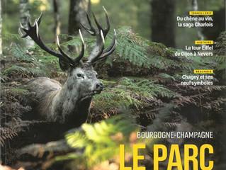 Iconoclaste Cuvée Hugo récompensé dans Bourgogne Magazine