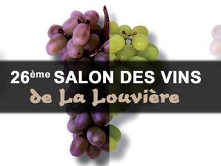 Salon des Vins de La Louvière (Belgique)