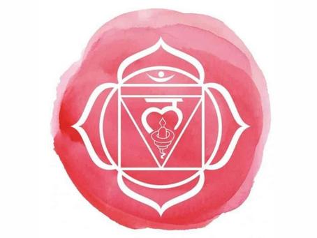 """Muladhara- The  """"Root chakra"""""""