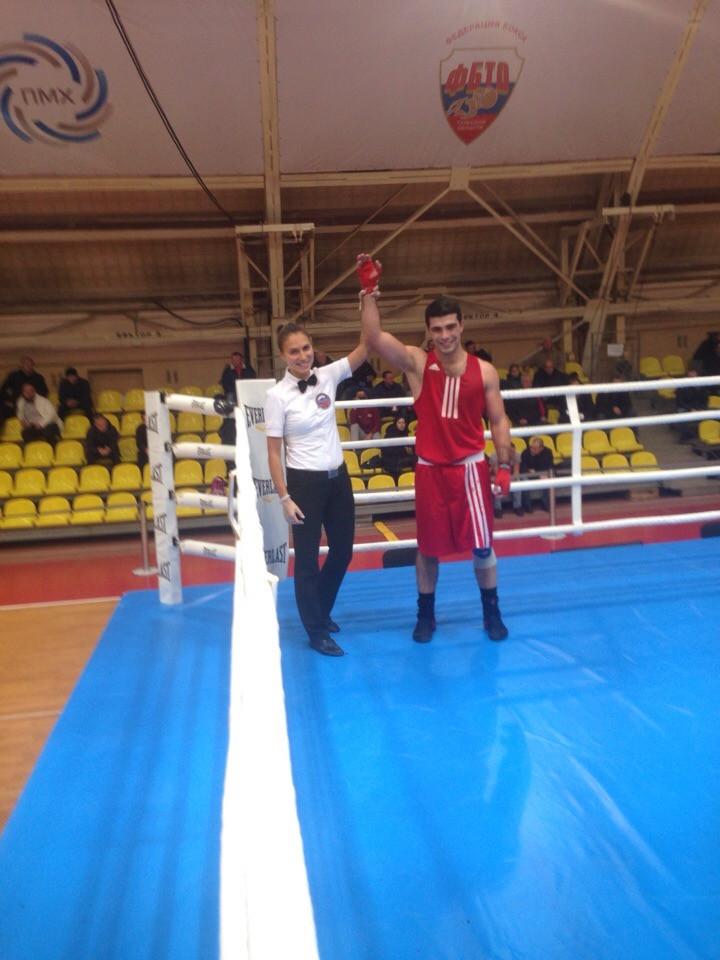 Гаджиев Ахмед -бронзовый призер турнира