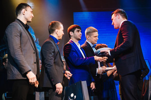 Номинанты Церемонии награждения лучших представителей единоборств: самбисты
