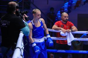 Первенство России по боксу 19-22