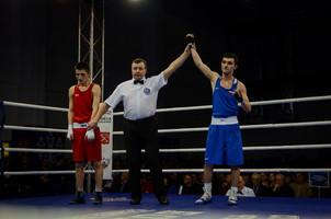 Победители и призеры чемпионата Санкт-Петербурга по боксу