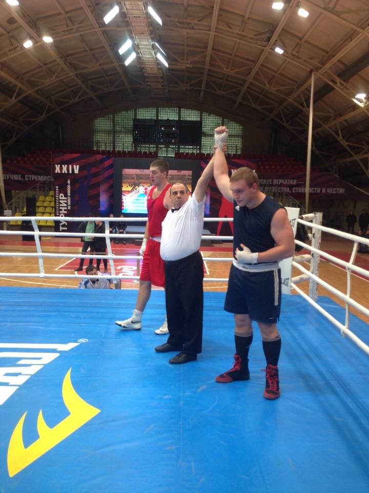 Ермаков Даниил -бронзовый призер турнира