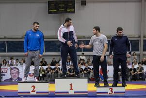 Абсолютный чемпионат России по вольной борьбе