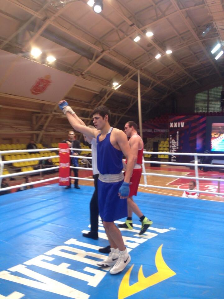 Геворгян Гарник - победитель соревнований