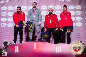 Чемпионат Европы по вольной и греко-римской борьбе 2019