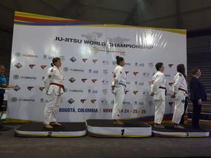 JI-JITSU WORLD CHAMPIONSHIPS COLOMBIA 2017