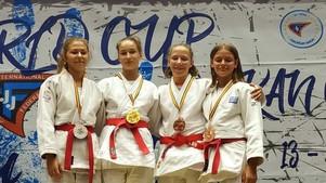 Победители и призеры Кубка мира по джиу-джитсу среди юношей и девушек