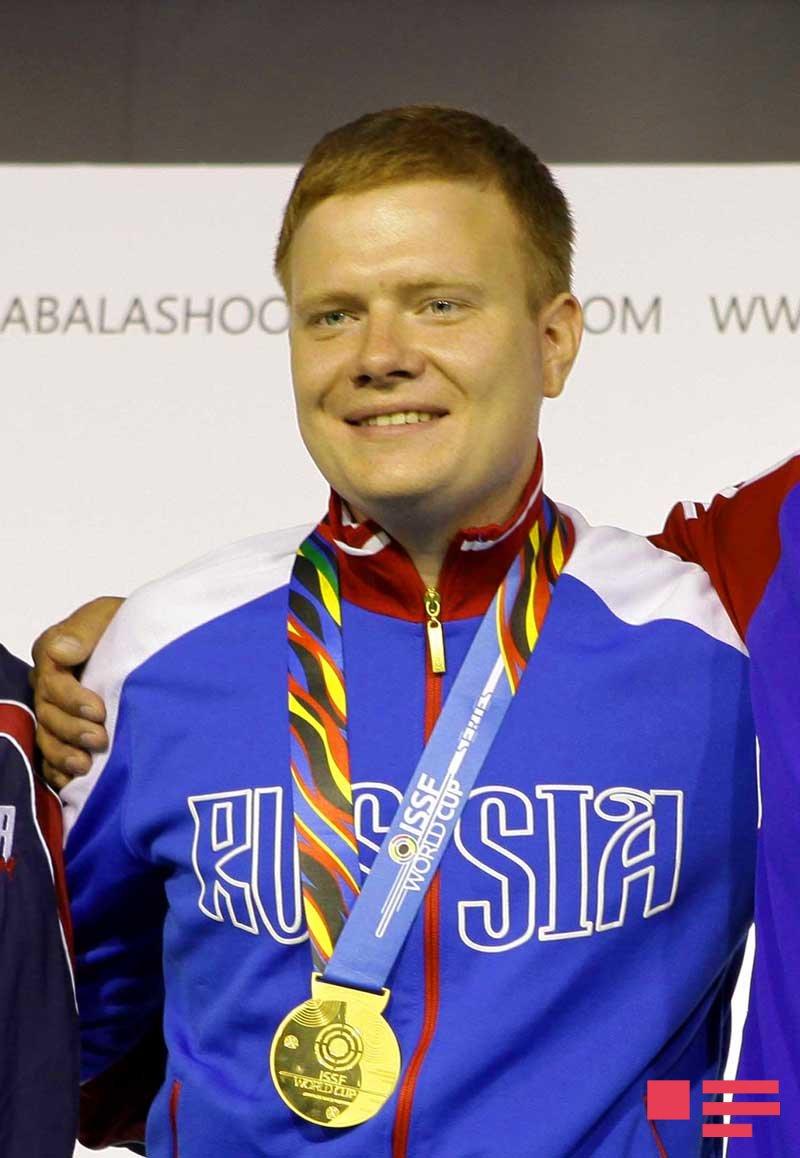 Григорьян Кирилл Акопович