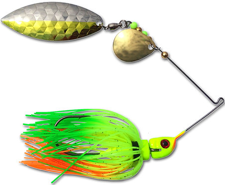 StrikeBack Spinnerbait - Fire Tiger
