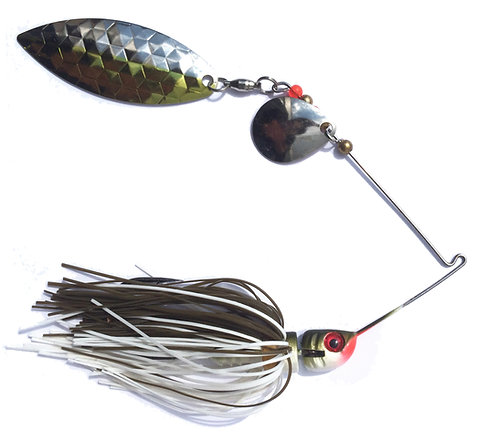 StrikeBack Spinnerbait - Baby Bass