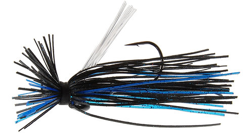 Evo II Finesse Jig - Black & Blue
