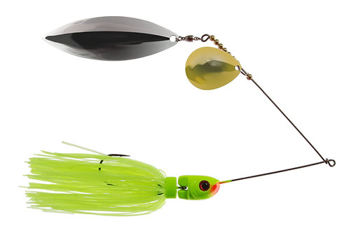 Apex Spinnerbait - Chartreuse