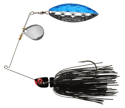 StrikeBack Spinnerbait - Black