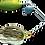 Thumbnail: Big Bass Spinnerbait - Baby Bass Br/Ni