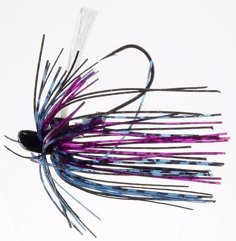 Evo Finesse Jig - Black Purple Blue