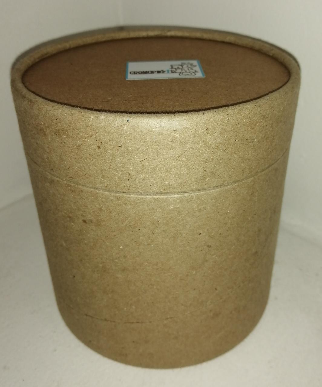 Cofre ecológico biodegradable