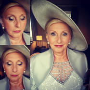 mother of the bride makeup and hair