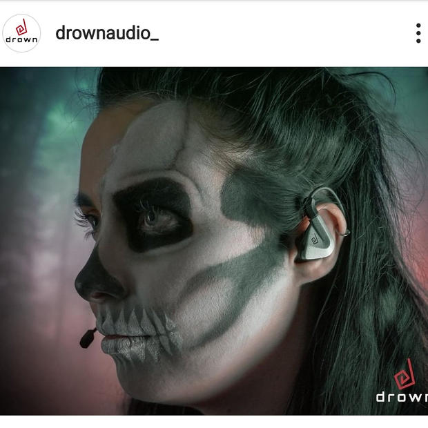 drownaudio shoot