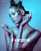 Forged beauty Magazine