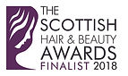 Finalist Logo _ Scottish Hair  Beauty Aw
