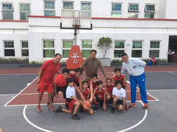 Básquetbol Primaria Baja