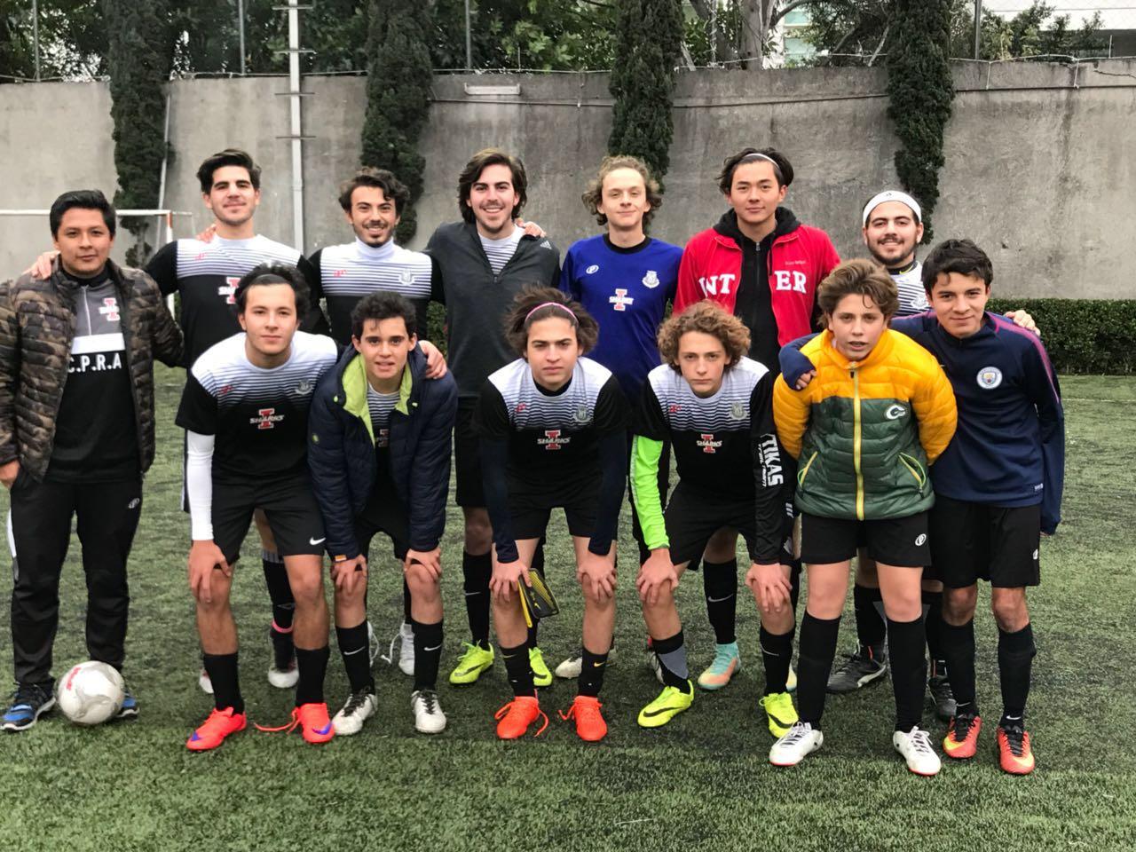 Fútbol Bachillerato