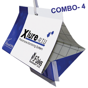 XLure Combo4 - Ready-To-Use Traps