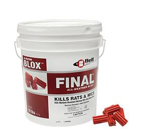 Final Blox - Pail (8.2Kg)