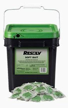 Resolv Soft Bait - 12g Pouch - Pail (7 Kg)