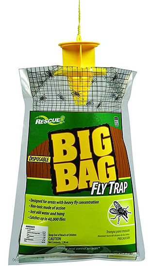 Rescue! Disposable Big Bag Fly Trap