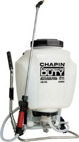 Chapin 63900 - JetClean Commercial - Backpack Sprayer