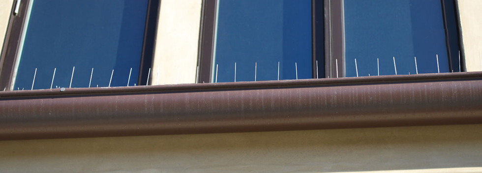 Gutter-Point Install Example 2
