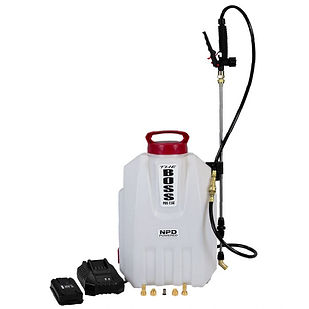 The Boss - PDS-2.5G - Powered / Rechargeable Backpack Sprayer