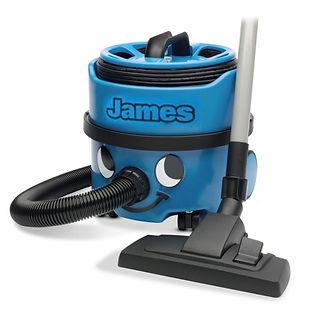 James (PSP 180) - Vacuum