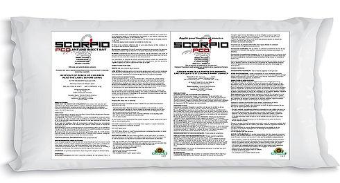 Scorpio Ant & Insect Bait - Grannular (10 kg)