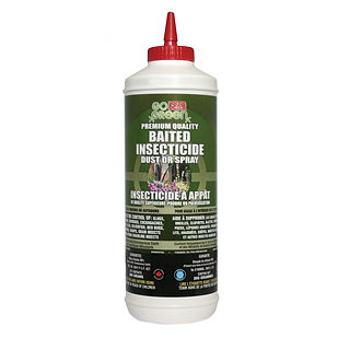 Baited Insecticide - Dust or Spray