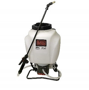 Chapin 63980 - Powered Rechargeable Backpack Sprayer