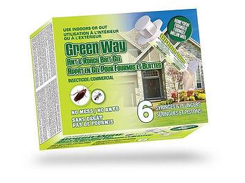 Green Way Ant & Roach Bait Gel