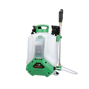 Typhoon V2 - 4G - High Pressure - Powered Rechargeable Backpack Sprayer