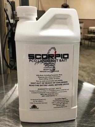 Scorpio Liquid Ant Bait (1L)