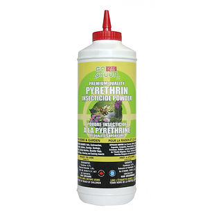 Pyrethrin Insecticide Powder (600g)