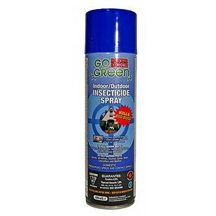 Indoor / Outdoor Insecticide Spray