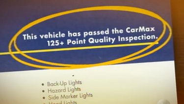 ABC 2020 CarMax Caught on Camera Selling Recalled Cars