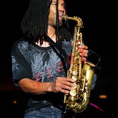 American Jazz Artist Paul Taylor: Copyright - Damon Herota