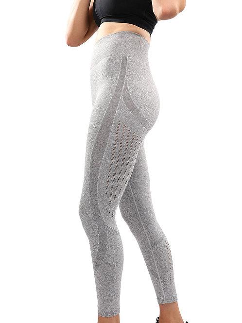 Emmery Seamless Legging - Grey